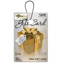 ویزا کارت 200 دلاری مجازی آمریکا